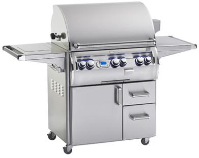 Fire Magic® Echelon Diamond Collection Portable Grill-Stainless Steel-E660s-4E1N-62