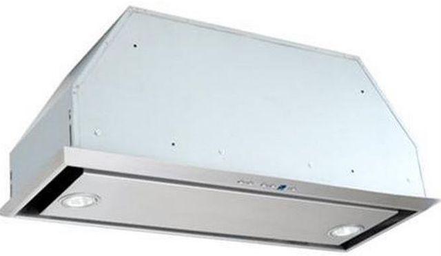 """Best Velato 21.18"""" Custom Vent Hood-Stainless Steel-P195P1M52SB6"""