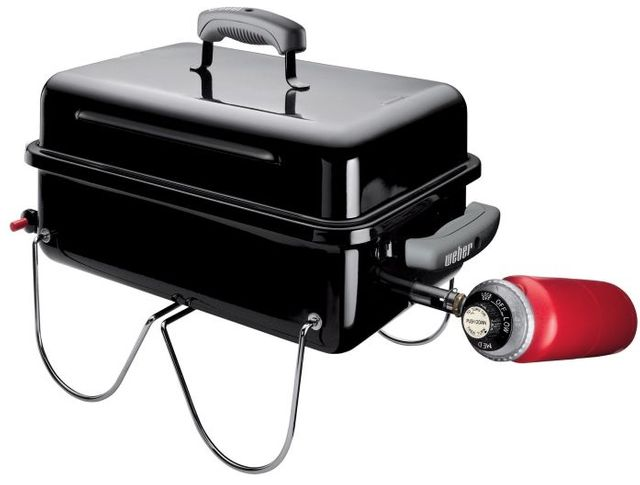 Weber® Go-Anywhere Series Black Gas Grill-1141001