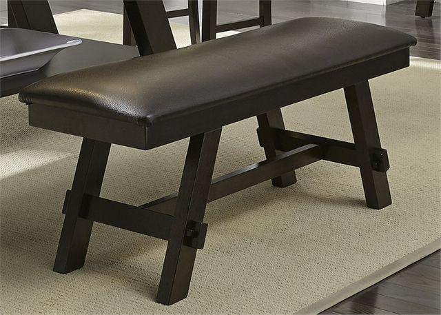 Liberty Furniture Lawson Espresso Dining Bench-116-C9001B
