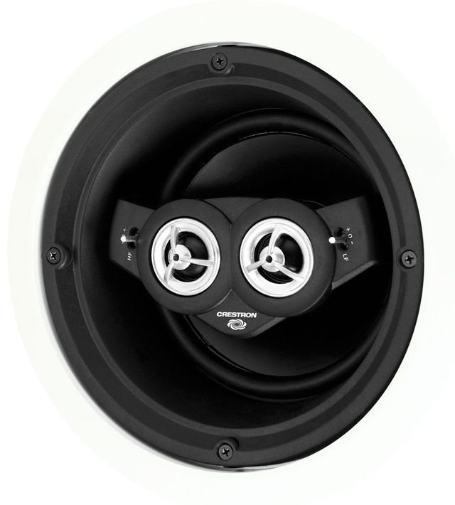 """Crestron® Excite® 6.5"""" 2-Way In-Ceiling Speaker-EXCITE IC6DT-W-T-EACH"""