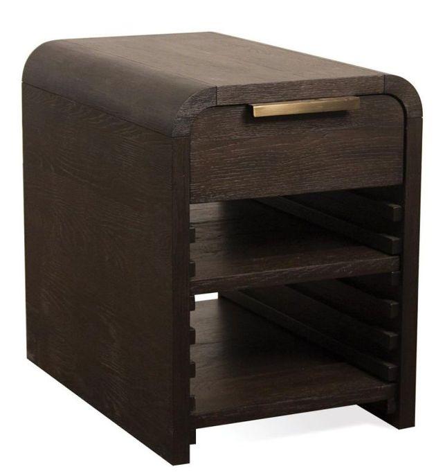 Riverside Furniture Precision Chairside Table-21412