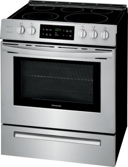 "Frigidaire® 30"" Stainless Steel Freestanding Electric Range-CFEH3054US"