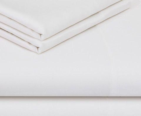 Malouf® Sleep Woven™ Rayon From Bamboo White Oversize King Duvet Set-MA25KOWHBD