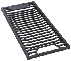Smeg Cast Iron Open Griddle-Black-GO120