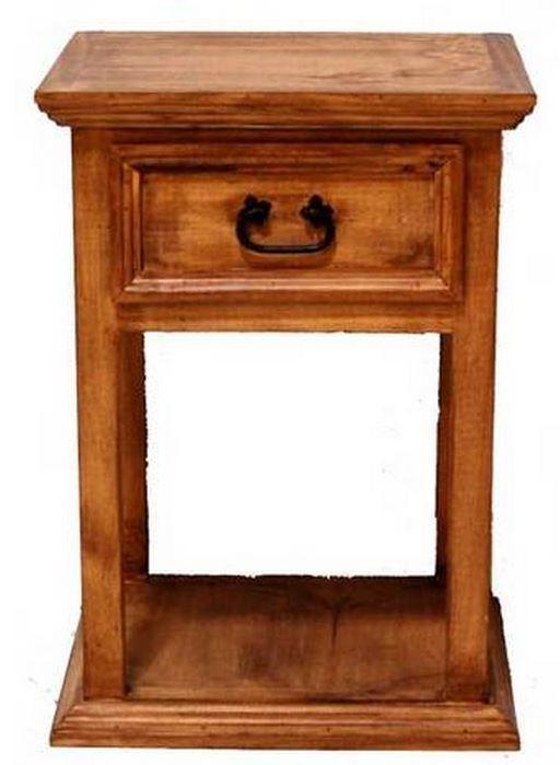 Million Dollar Rustic Tall Promo Bedroom Nightstand-12-1-10-06-NS