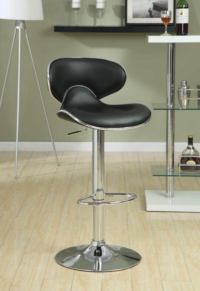 Coaster® Adjustable Height Bar Stool-120359