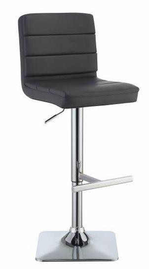 Coaster® Adjustable Upholstered Bar Stool-120696