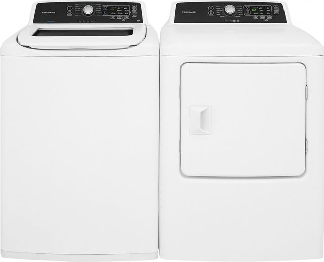 Frigidaire® Laundry Pair-White-FRLAUFFRG4120SW