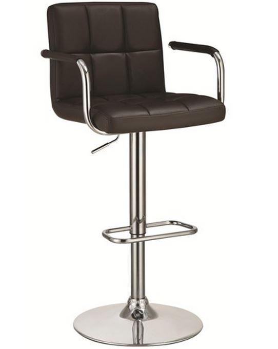 Coaster® Adjustable Bar Stool-121099