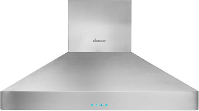 """Dacor® Professional 48"""" Chimney Wall Ventilation-Stainless Steel-DHW482"""