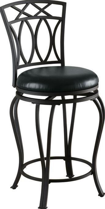 Coaster® Elegant Metal Barstool-122059
