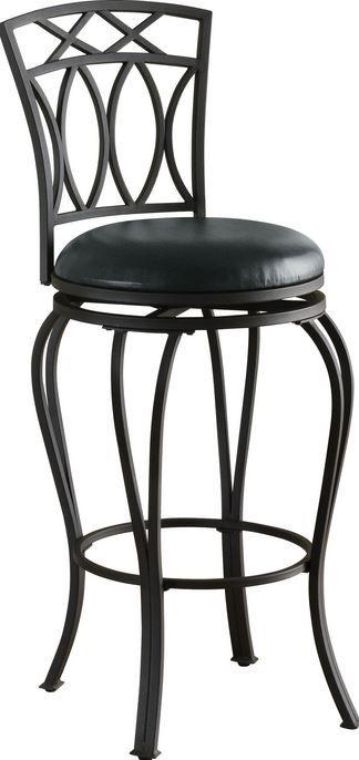 Coaster® Elegant Metal Barstool-122060