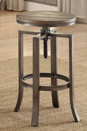 Coaster® Industrial Bar Stool-122101