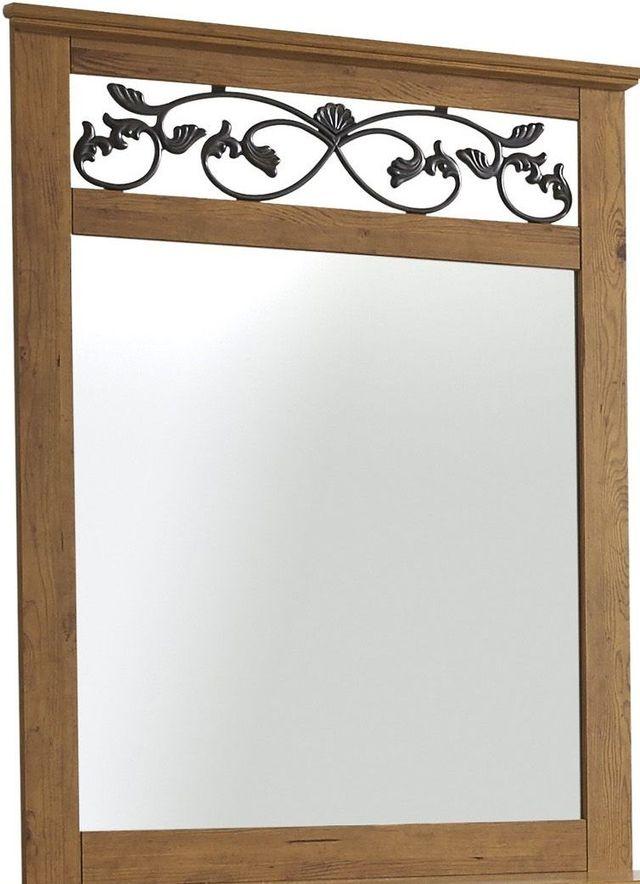 Signature Design by Ashley® Bittersweet Light Brown Bedroom Mirror-B219-36