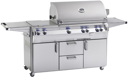 Fire Magic® Echelon Diamond Collection A Series Portable Grill-Stainless Steel-E790s-4EAP-71