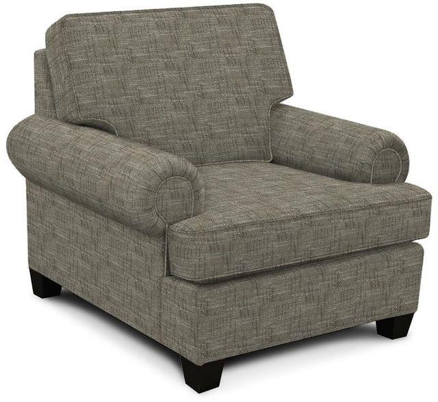 England Furniture Co. Edison Mckittrick Smoke Chair-8T04-8568