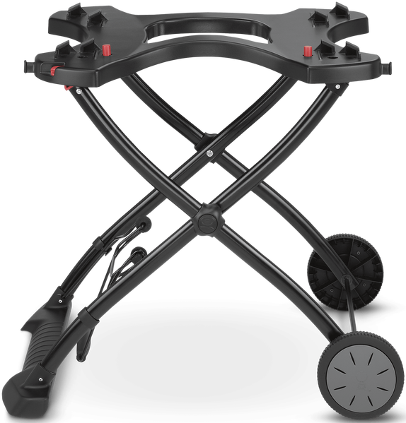 Weber® Q™ Black Portable Cart-6557