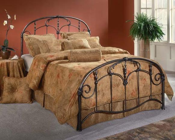 Hillsdale Furniture Jacqueline Queen Bed-1293-500