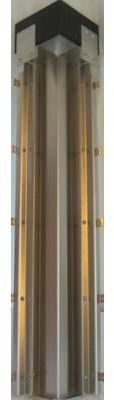 """Viking® 3"""" Outdoor Stainless Steel Cabinets-VCF90SS"""
