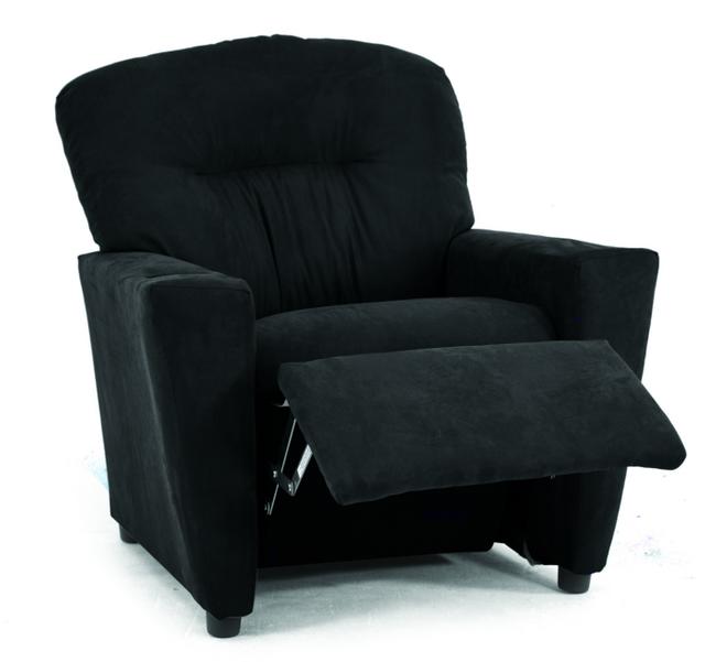 Kidz World Designer Living Room Youth Recliners-1300-1BLS