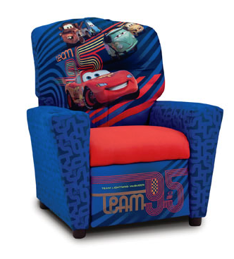 Kidz World Disney Living Room Youth Recliners-1300-1CARS