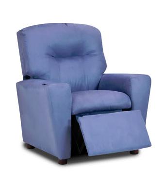 Kidz World Designer Living Room Youth Recliners-1300-1GS