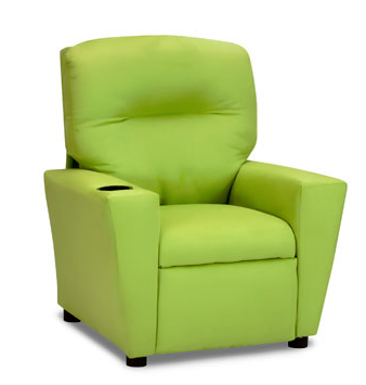 Kidz World Designer Living Room Youth Recliners-1300-1LS