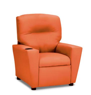 Kidz World Designer Living Room Youth Recliners-1300-1OS