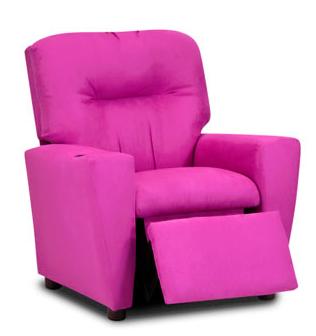 Kidz World Designer Living Room Youth Recliners-1300-1PS