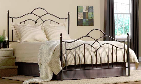 Hillsdale Furniture Oklahoma Full Bed-1300-460