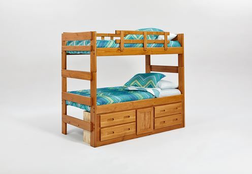 Woodcrest Heartland Collection Youth Bed-1305
