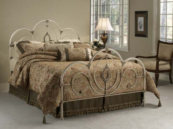 Hillsdale Furniture Victoria King Bed-1310-660