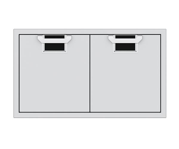 """Aspire By Hestan AEAD Series 36"""" Stealth Double Access Doors-AEAD36-BK"""