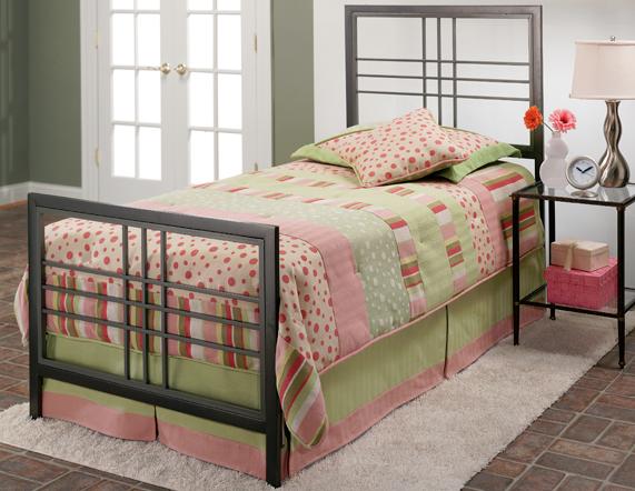 Hillsdale Furniture Tiburon Twin Bed-1334-330