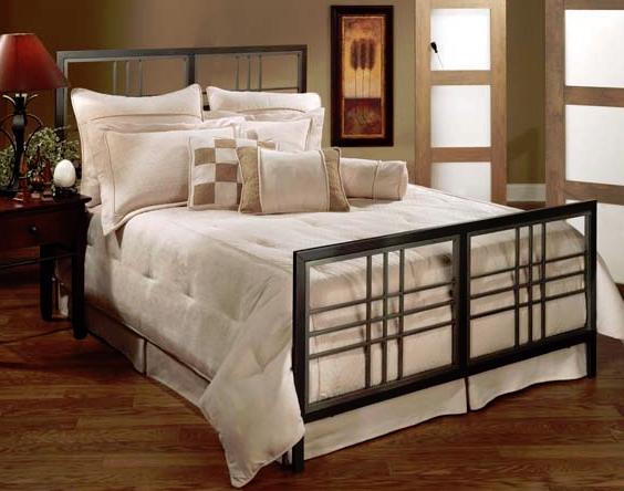 Hillsdale Furniture Tiburon Queen Bed-1334-500