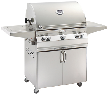 Fire Magic® Aurora Collection Portable Grill-Stainless Steel-A540s-5EAP-62