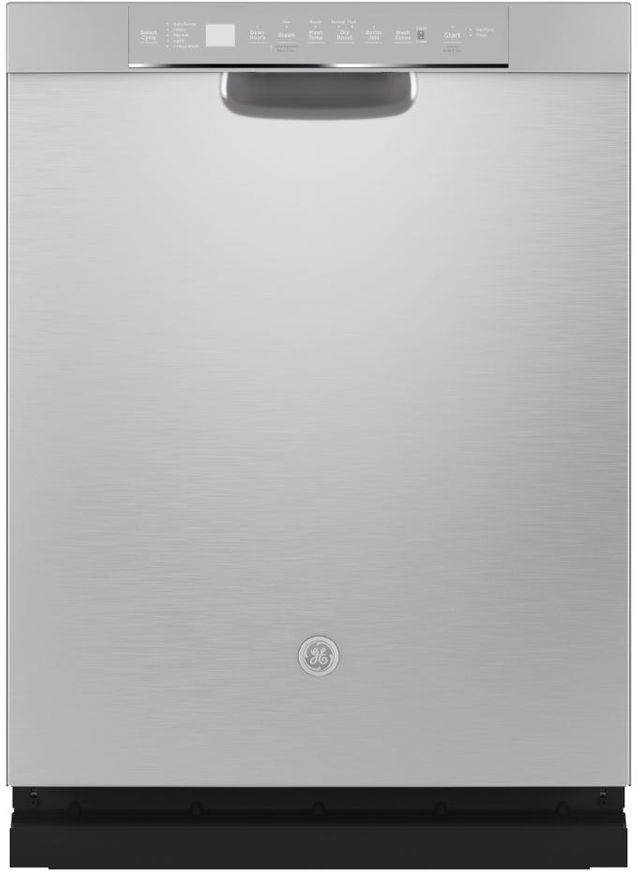 """GE® 24"""" Stainless Steel Built In Dishwasher-GDF645SSNSS"""