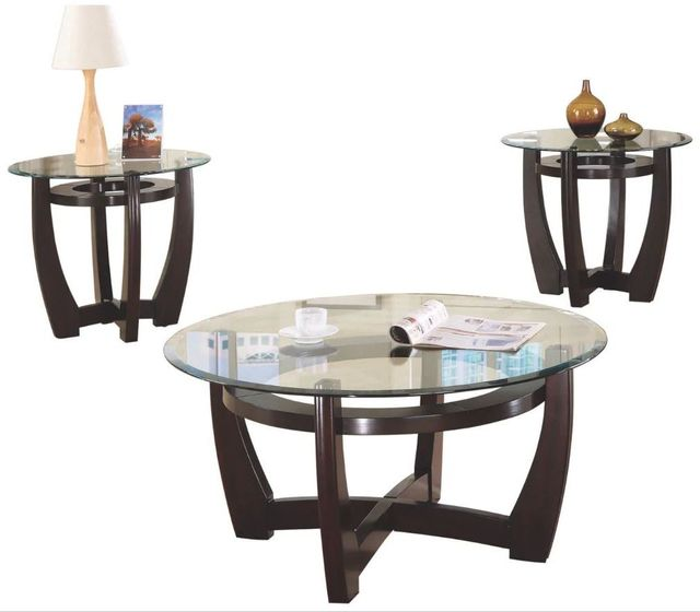 Coaster® 3 Piece Occasional Table Set-700295