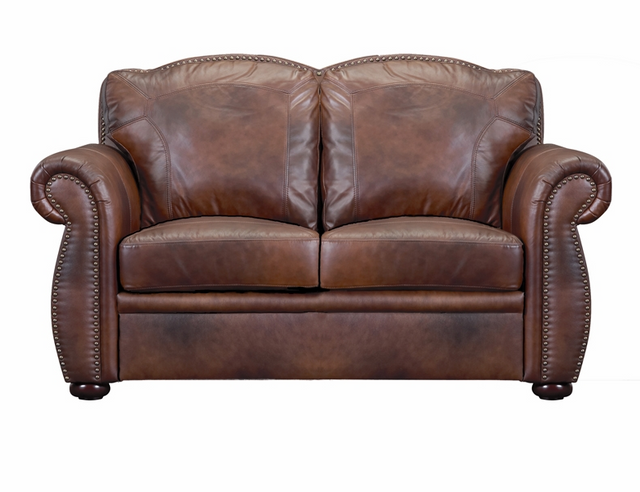 Leather Italia Cambria Arizona Loveseat-1444-6110-0204234