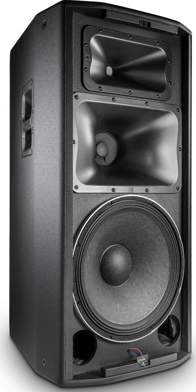 JBL® PRX835 3-Way PA Speaker-PRX835W