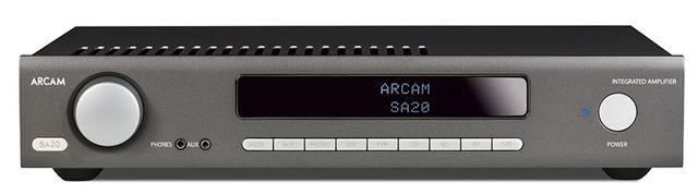 Arcam HDA Range SA20 Class G Integrated Amplifier-SA20