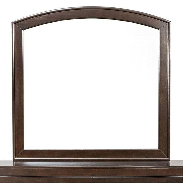 Liberty Furniture Avalon Dark Truffle Mirror-505-BR51