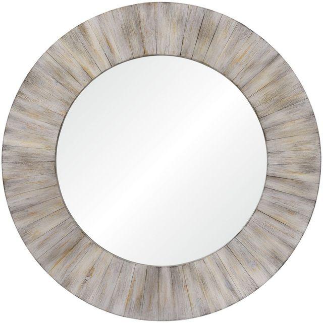 Miroir mural Sheldon, blanchi, Renwil®-MT1863