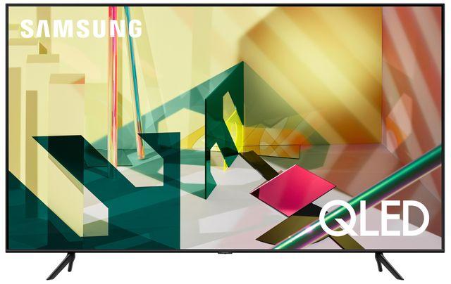 "Samsung 75"" Class Q70T QLED 4K UHD HDR Smart TV-QN75Q70TAFXZA"