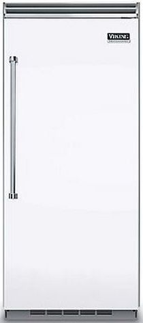 Viking® Professional 5 Series 19.2 Cu. Ft. Built-In All Freezer-White-VCFB5363RWH