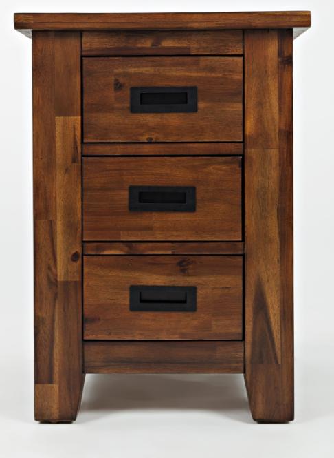 Jofran Inc. Coolidge Corner Chairside Table-1500-8