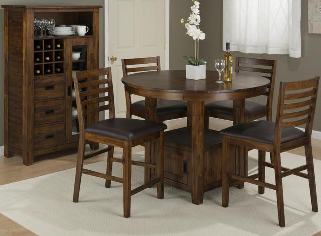 Jofran Inc. Coolidge Corner Dining Room Group-1500 Dining Room Group 2
