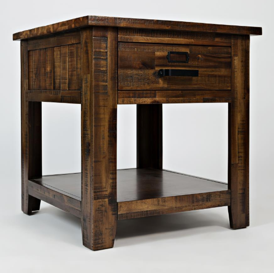 Jofran Inc. Cannon Valley End Table-1510-3