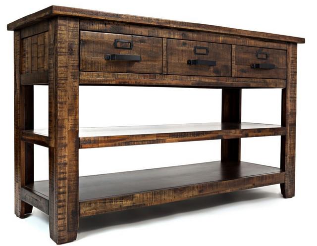 Jofran Inc. Cannon Valley Sofa Table-1510-4